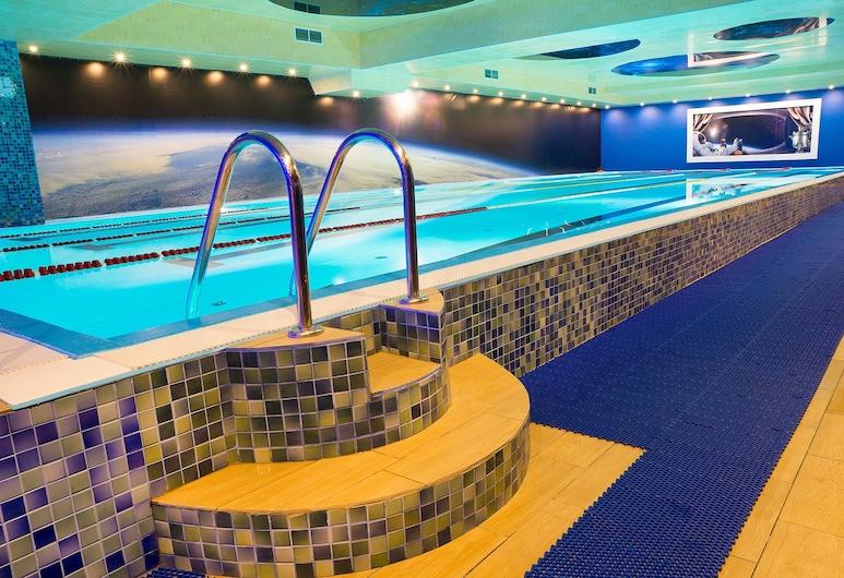 هوتل سالوت, موسكو, حمام سباحة