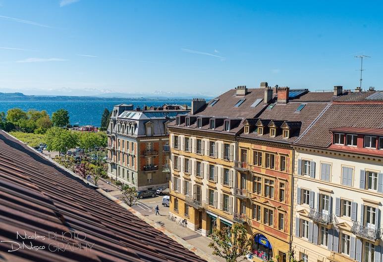 Hotel des Arts, Neuchâtel, Exterior