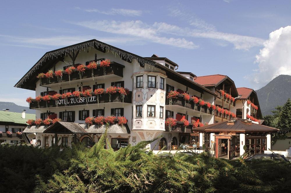 Hotel Zugspitze, Garmisch-Partenkirchen