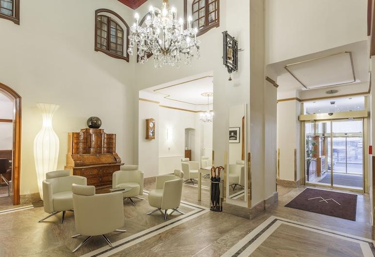 Hotel Wandl, Viyana, Lobi Oturma Alanı