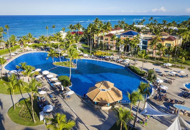 Ocean Blue & Sand Beach Resort - All Inclusive, Punta Cana, Utsikt fra luften
