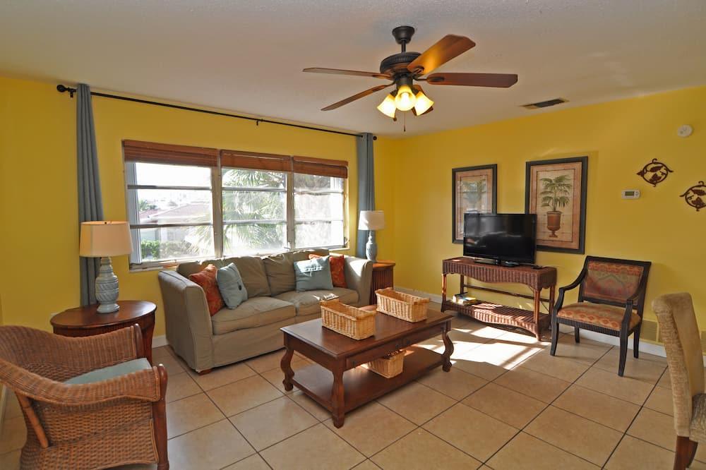 Apartmá, 1 ložnice - Obývací prostor