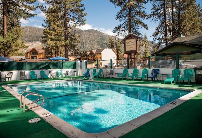 Big Pines Mountain House, South Lake Tahoe, Εξωτερική πισίνα