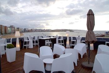 Picture of Abba Playa Gijon hotel 4*Superior in Gijon