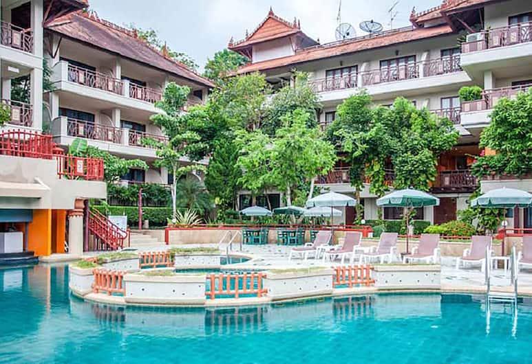 Anyavee Ao Nang Bay Resort, Krabi, Buitenzwembad