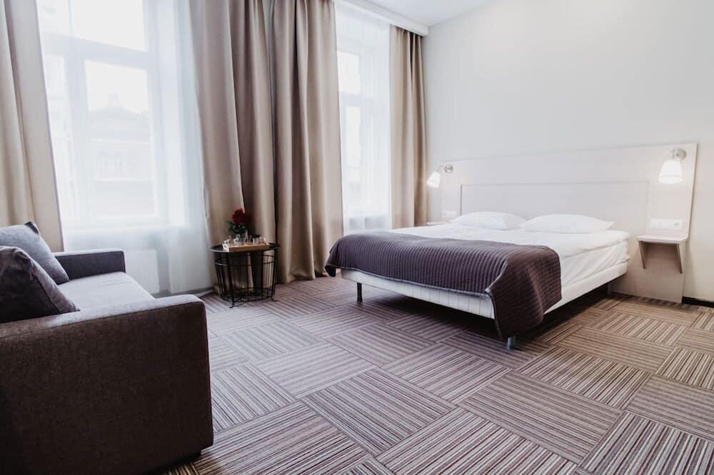 Улучшенный номер, 1 двуспальная кровать - Номер