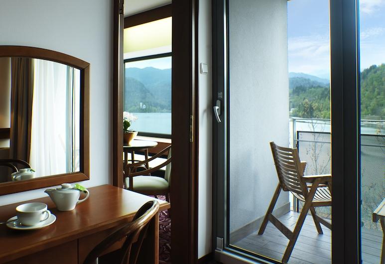 薩瓦公園度假飯店, 布萊德, 精選套房, 湖景, 客房