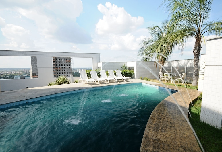 Mercure Manaus Hotel, Manaus, Vonkajší bazén
