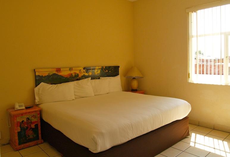 Hotel And Suites Galeria, Morelija, Numeris, Svečių kambarys