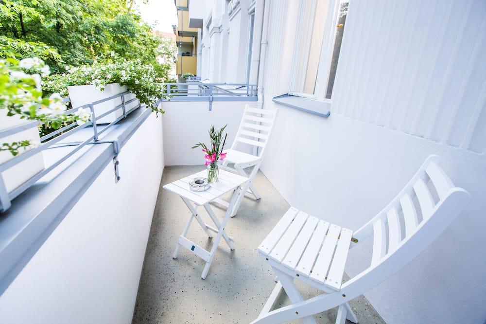 Habitación familiar, balcón (triple room) - Balcón