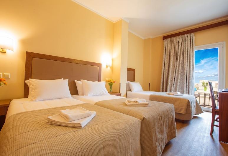 Marina Hotel Athens, Αθήνα, Standard Τρίκλινο Δωμάτιο, Δωμάτιο επισκεπτών