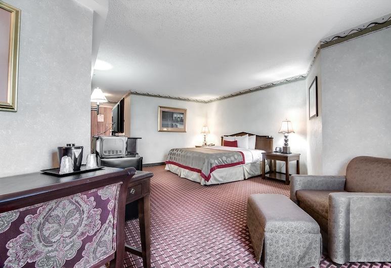 Ramada Plaza by Wyndham Atlanta Airport, College Park, Apartament typu Suite, 1 sypialnia, dla niepalących, Pokój