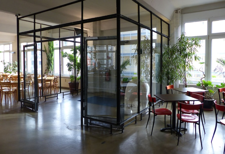 Hotel Transit Loft Berlin, Berlīne, Ieejas interjers