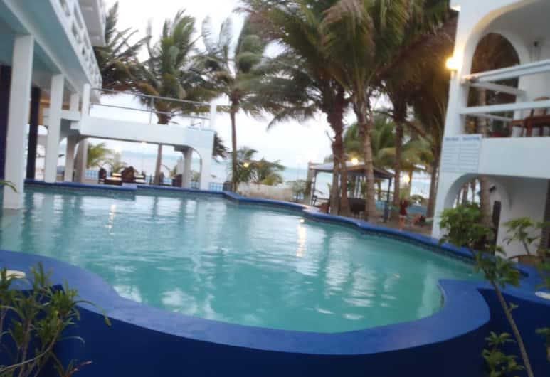 Corona Del Mar, San Pedro, Outdoor Pool