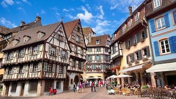 Fotografia do Hôtel Saint-Martin em Colmar