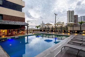 Nuotrauka: Carmel Magna Praia Hotel, Fortaleza