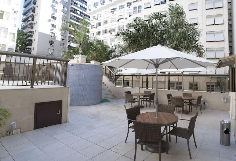 Hotel Astoria Copacabana, Ріо-Де-Жанейро, Басейн