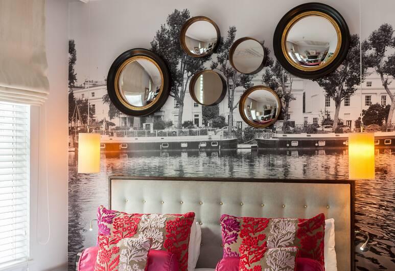 Hotel Indigo London-Paddington, London, Standard rom, 1 queensize-seng, ikke-røyk, Gjesterom