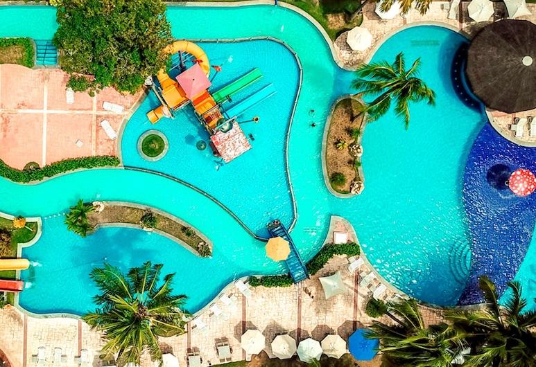Matsubara Acqua Park Hotel, Maceio, Aerial View