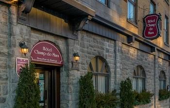 Image de Hôtel Champ-de-Mars à Montréal