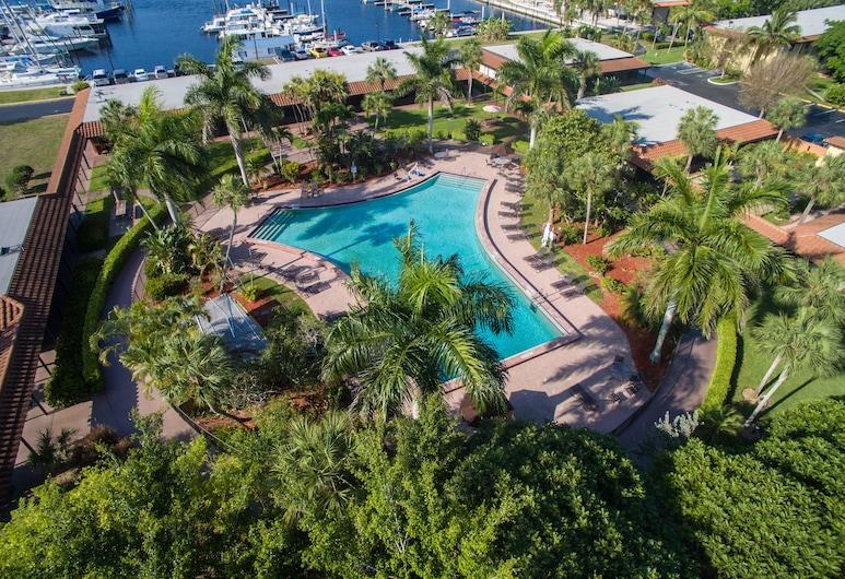 Port of the Islands Everglades Adventure Resort, נייפלס, מראה מהאוויר