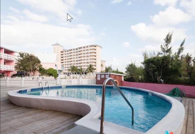 Bell Channel Inn Hotel & Scuba Diving Retreat, Freeport, Piscina