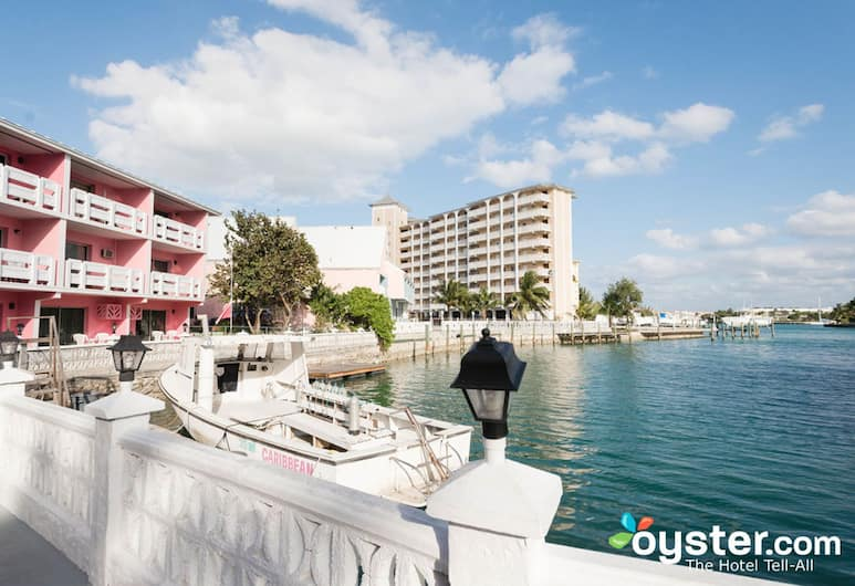 Bell Channel Inn Hotel & Scuba Diving Retreat, Freeport, Pemandangan dari Hotel