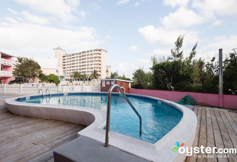 貝爾頻道旅館飯店及深潛渡假屋, 自由港, 游泳池