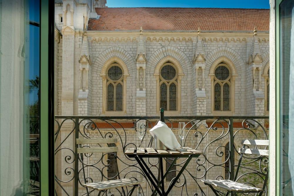 Superior dubbelrum - balkong - Balkongutsikt