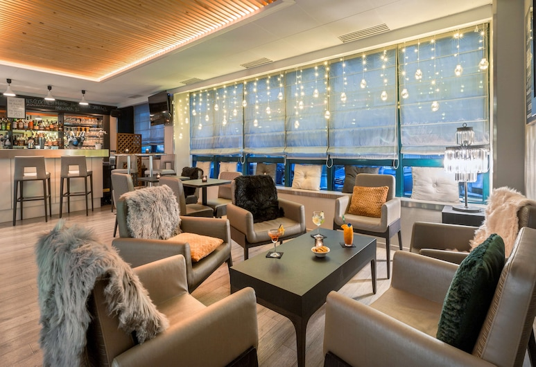 Best Western Hotel International, Annecy, Hotel Bar