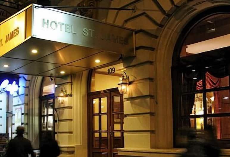โรงแรมเซนต์เจมส์, นิวยอร์ก