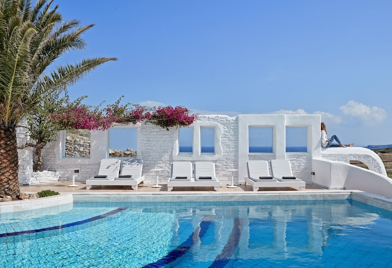 Mr & Mrs White Paros, Paros, Outdoor Pool