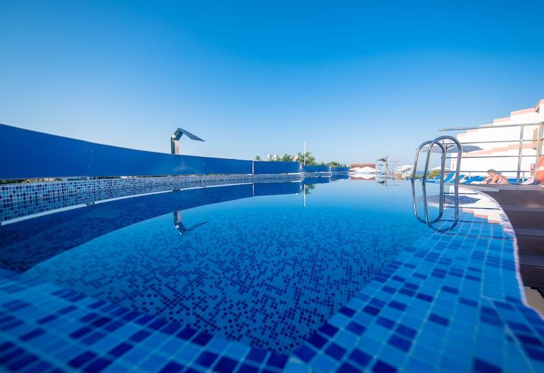 Avlida Hotel, Pafas, Lauko baseinas