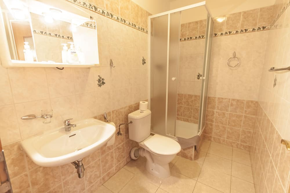 Quarto casal ou duplo standard - Banheiro