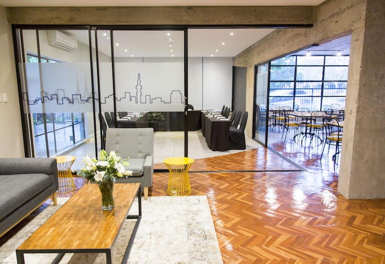 Hotel 224, Pretoria, Sala de estar en el lobby
