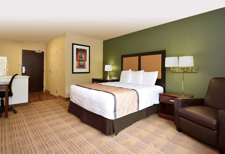 Extended Stay America Los Angeles - Simi Valley, Simi Valley, Studio, 1 King Bed, Smoking, Guest Room