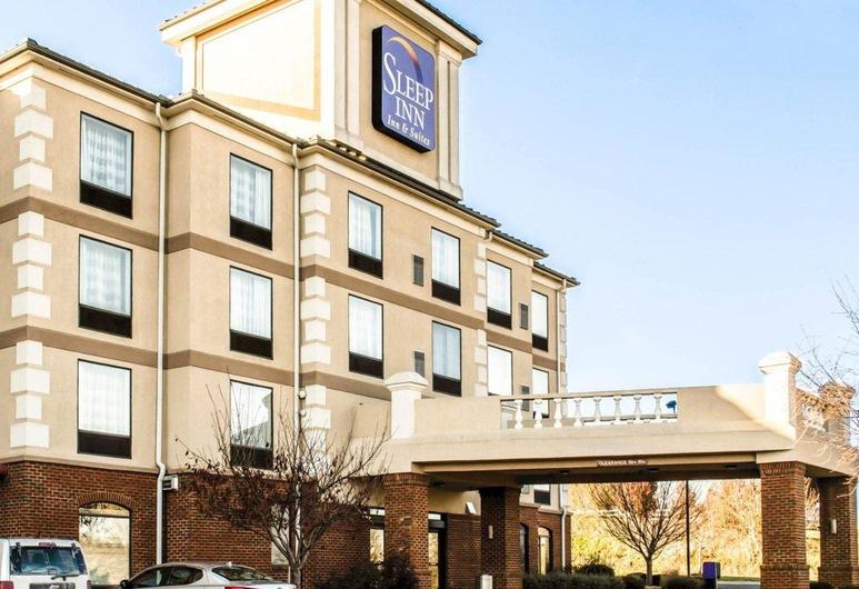Sleep Inn & Suites Virginia Horse Center, Lexington