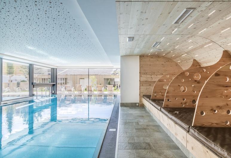 Hotel Langgenhof, Brunico, Indendørs pool
