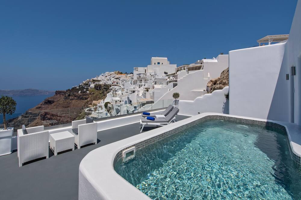 蜜月套房 (Plunge Pool) - 室外泳池