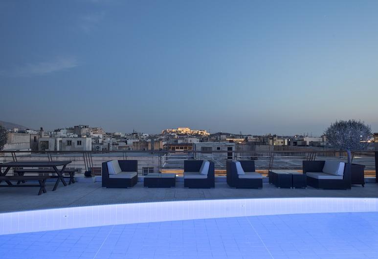 Melia Athens, Atenas, Vista desde el hotel