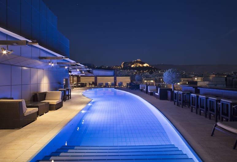 멜리아 아테네, 아테네, 야외 수영장