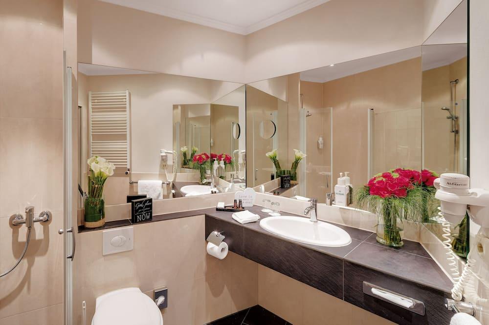 Business-dobbeltværelse - Badeværelse