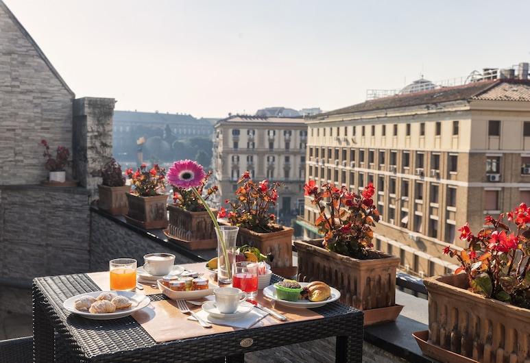 Palazzo Turchini, Naples, Terraço/Pátio Interior