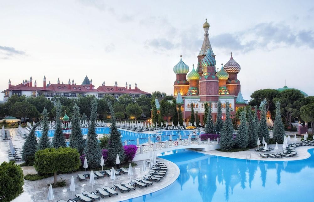 Pgs Kremlin Palace All Inclusive Antalya