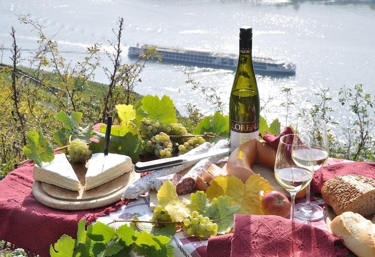 Weinhotel Landsknecht, Sankt Goar, Outdoor Dining