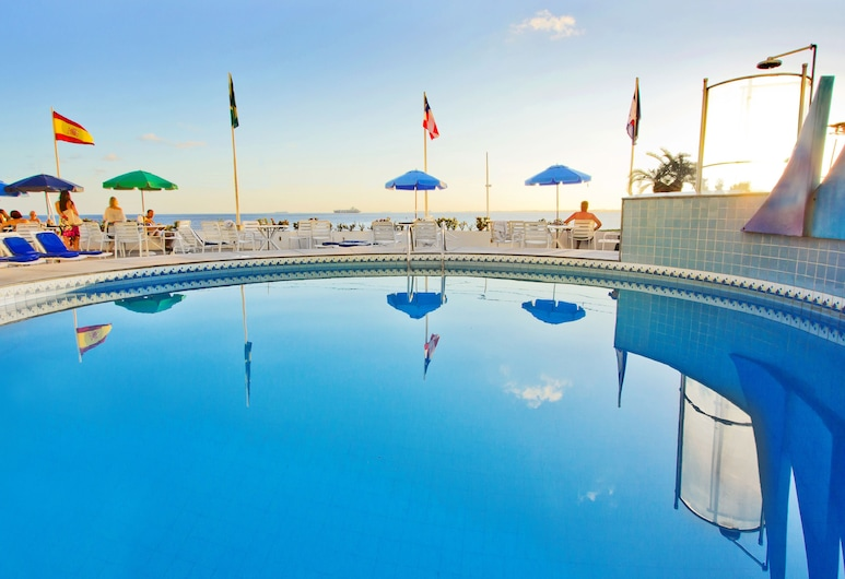 Marazul Hotel, Salvador, Outdoor Pool