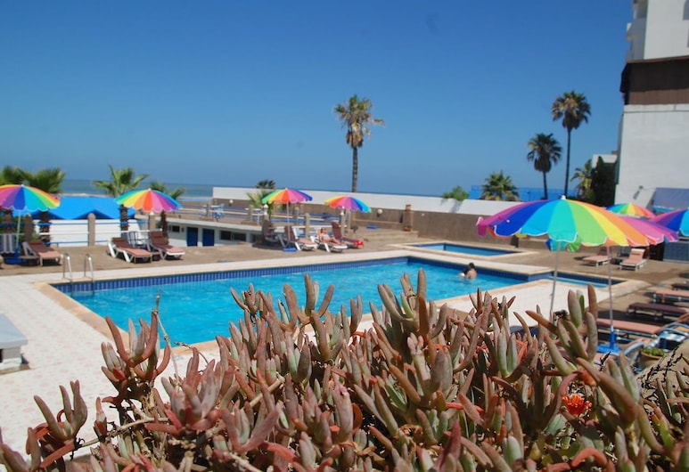 Hotel Bellerive, Casablanca, Piscina al aire libre