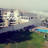 Widok z hotelu