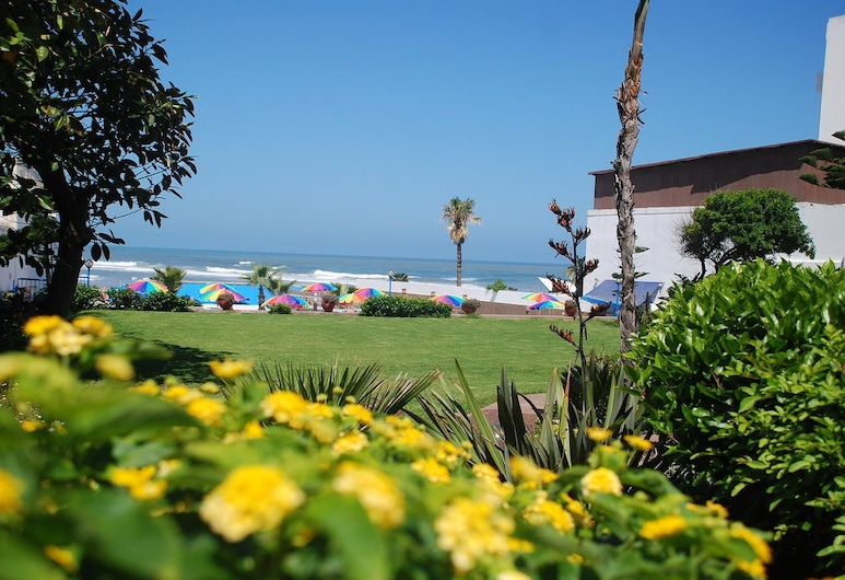 فندق بيليريف, الدار البيضاء, حديقة