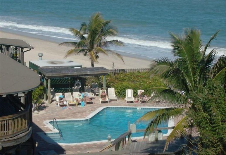 The Driftwood Resort, Vero Beach, Venkovní bazén
